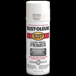 rustoleum white primer