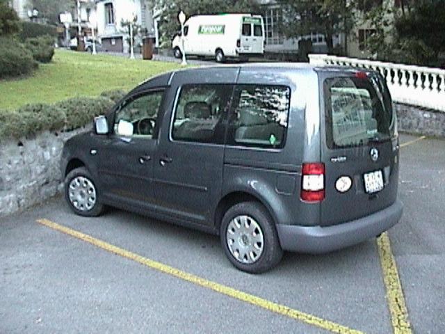 VW Van 001