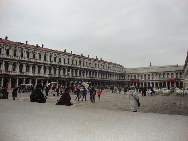St. Mark's Square.